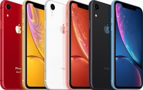 Analyst Claims Apple's iPhone XR Inventories Are 'Bloated'