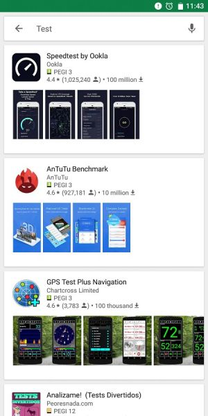 Google Testing More Detailed Play Store Search Results