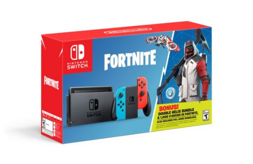 Nintendo Switch builds a Fortnite bundle