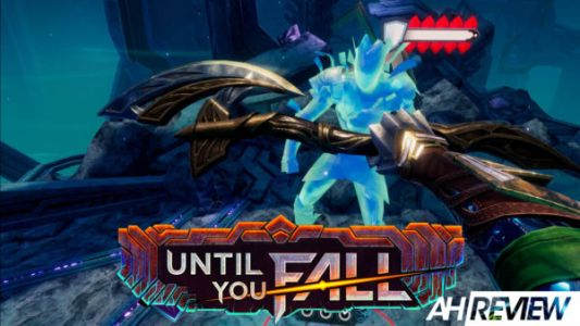 Until You Fall Review - VR Combat Never Felt So Real