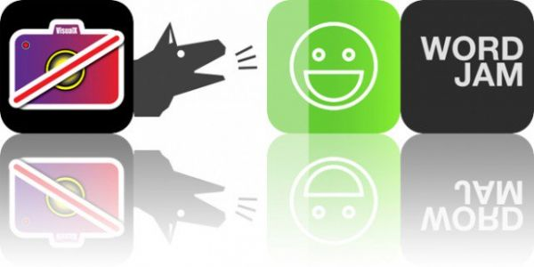 Today's Apps Gone Free: VisualX, Good Woofy, Newton and More