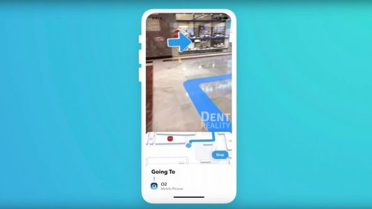 ARKit-based SDK set to offer indoor AR navigation for malls, airports, more
