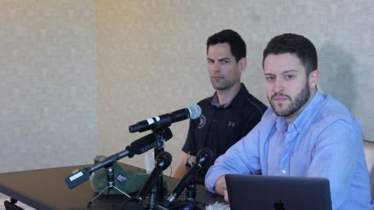 Cody Wilson reportedly trying to rent an apartment in Taiwan, per local media