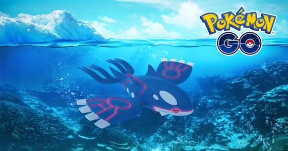 How to Catch Legendary Pokemon Kyogre in 'Pokemon GO'