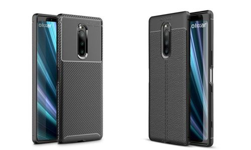 More Sony Xperia XZ4 Renders Leaked By Case Maker