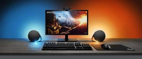 Logitech Unveils G560 Gaming Speakers With Built-In RGB Lighting