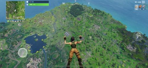 'Fortnite: Battle Royale' Initial Impressions: I Can't Believe How Well This Plays