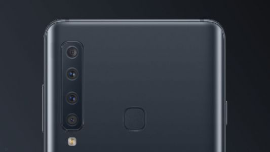 Samsung Galaxy A9 image renders show off four rear cameras
