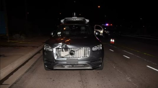 Police: Uber driver was streaming Hulu just before fatal self-driving car crash