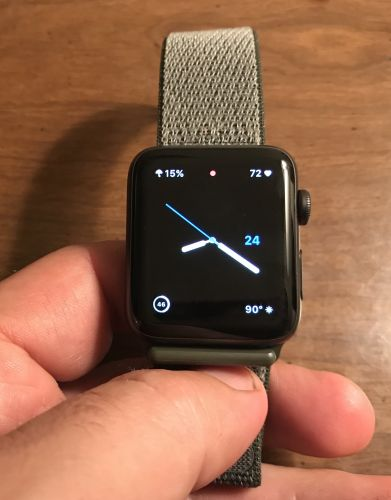 Apple Watch Series 3 Observations- Part 3