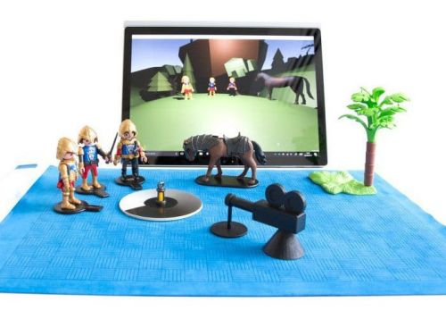 Microsoft Zanzibar Smart Mat Blends Toys And Software