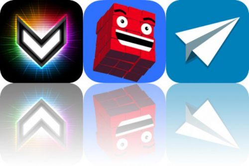 Today's Apps Gone Free: Aero Effect, Blox 3D Junior and Ideaz