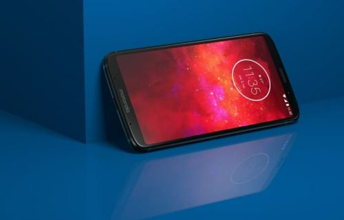Moto G6 Play And Moto Z3 Play Land On Amazon Prime Exclusive