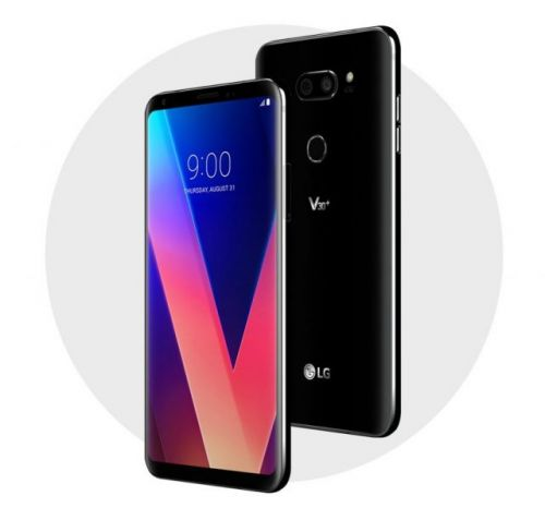 600MHz-Enabled LG V30 Plus Coming To T-Mobile On November 17