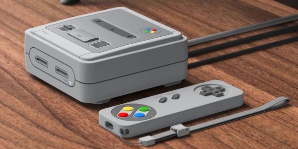 Turn your Apple TV into a Super Nintendo with elago's new cases