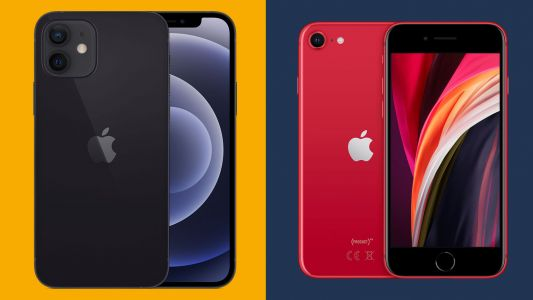 IPhone 12 vs iPhone SE (2020): double the price, double the phone&quest