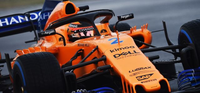 Why McLaren F1 is hoping radio tech can put it back in pole position