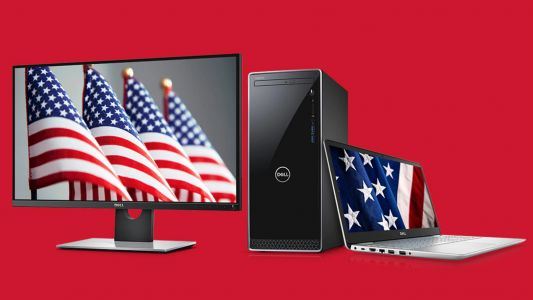 Dell Memorial Day sale: save up to 50% on TVs, laptops, monitors, and more