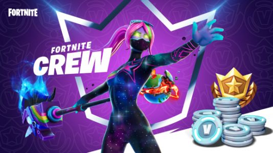 Epic Games launches Fortnite Crew subscription for $12 a month