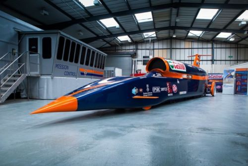 1,000mph land speed record project now in doubt due to funding woe