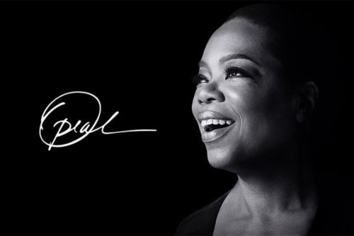 A two-part documentary series on Oprah Winfrey is coming to Apple TV+