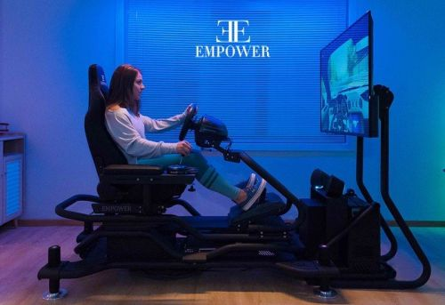 GT Racer 4 axis car racing simulator for total immersion $999