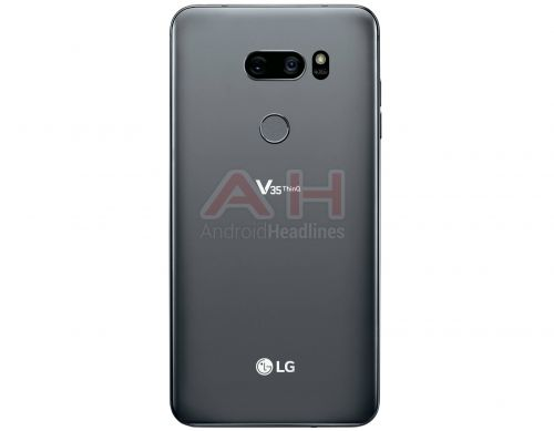Exclusive: Here's The LG V35 ThinQ , Likely 'AT&T's LG Phone'