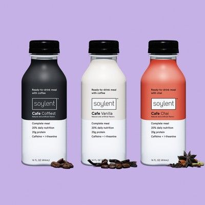 Pick up a 12-pack of Soylent for as little as $24 and put an end to skipping meals