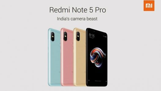 Xiaomi Redmi Note 5 And Note 5 Pro Leaked