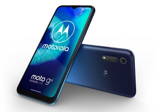 Motorola Moto G8 Power Lite smartphone gets official
