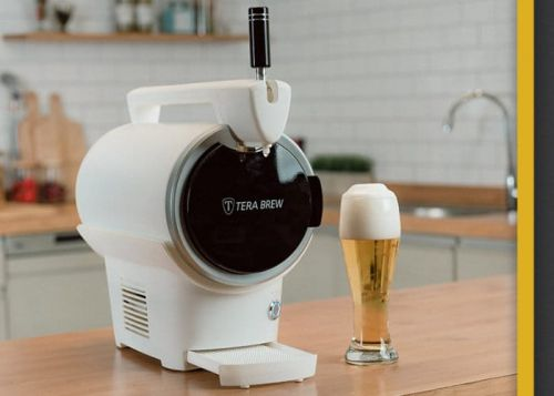 Tera Brew Smart Craft Beer Dispenser