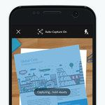 Adobe Scan is the best app to convert business cards to contacts on your phone