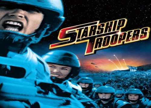 Starship Troopers 4K 20th Anniversary Edition Trailer