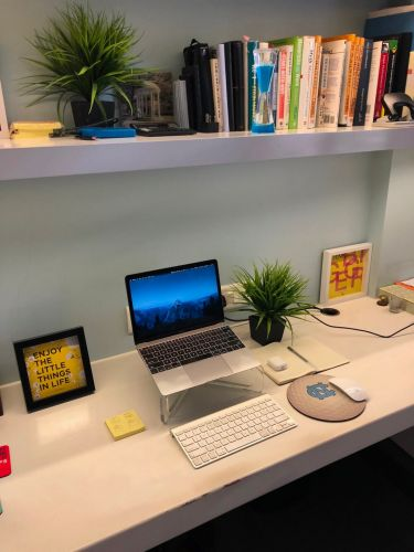 Sahil Parikh's Mac, iPhone, and Watch setup