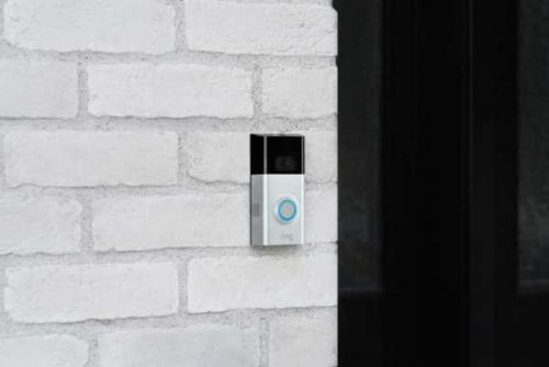 Grab The Ring Video Doorbell For Only $70 - Black Friday Deals 2020
