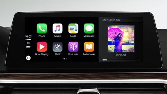 BMW To Charge Customers $80/Year To Use Apple's CarPlay