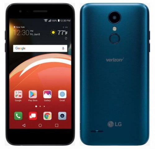 Low-End LG Zone 4 Launched On Verizon