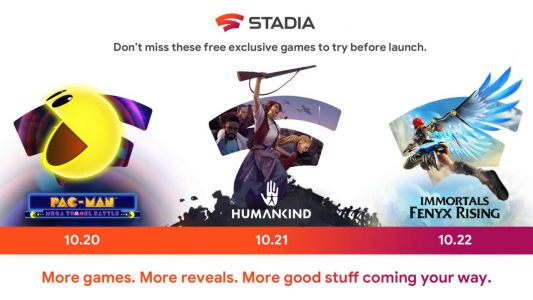 Stadia is letting you play demo games for free before you commit