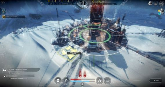 Frostpunk review: Ice burg