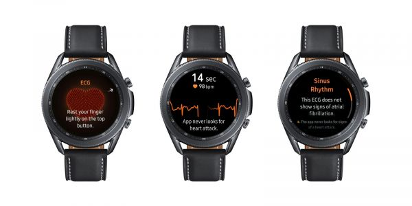 Samsung Galaxy Watch 3, Active 2 can now take ECG readings from your wrist