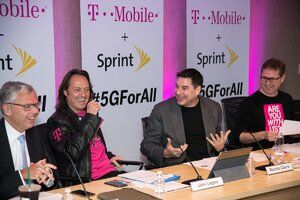 T-Mobile's post-merger pricing commitments may have been undermined by Sprint exec