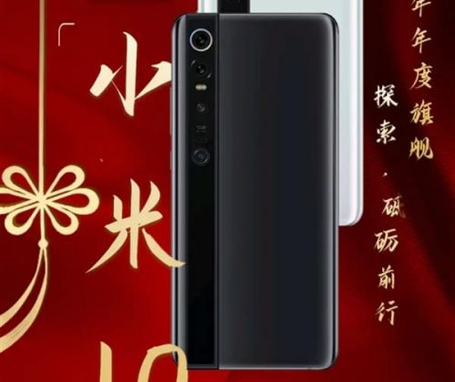 Sketchy Xiaomi Mi 10 Launch Poster Mentions Feb. 11 Release Date