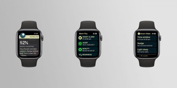 Apple Watch sleep-tracking app AutoSleep adds charging reminders, Smart Alarm feature
