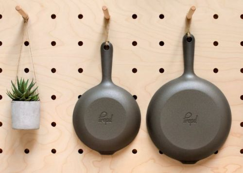 Prepd Chef non-stick, cast iron, lightweight skillet
