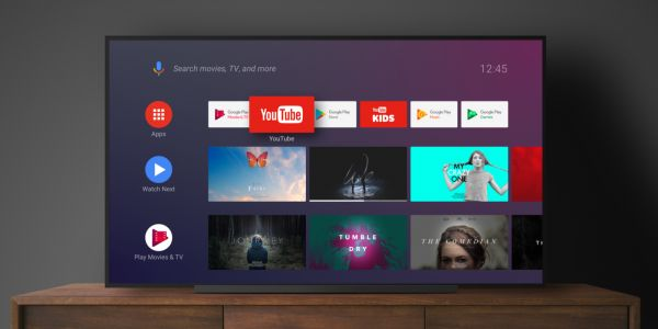 Android TV's Home and Core Services apps are now on Google Play for easier updates