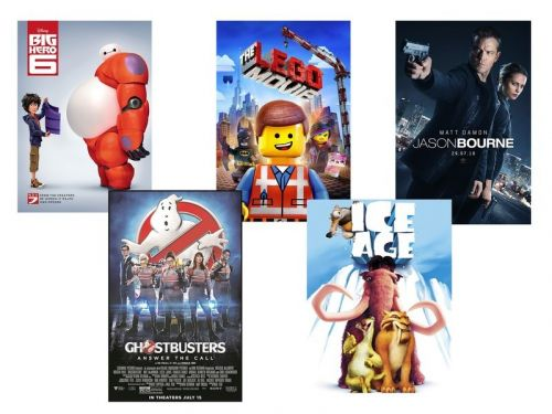 Get 5 free movies, including Big Hero 6, The Lego Movie, and others from Movies Anywhere