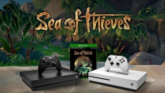 Microsoft Offers Free Sea Of Thieves With Xbox One X Purchase