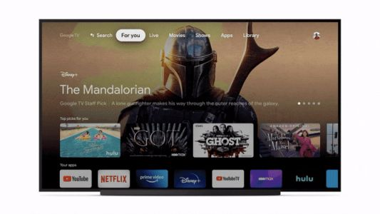 Android TV as you know it today will be replaced by Google TV over the next two years