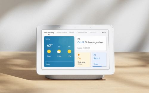 Google Updates Smart Displays With New Features, UI Overhaul