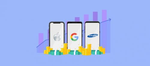 Top Apple, Google, and Samsung smartphones hit game monetization records